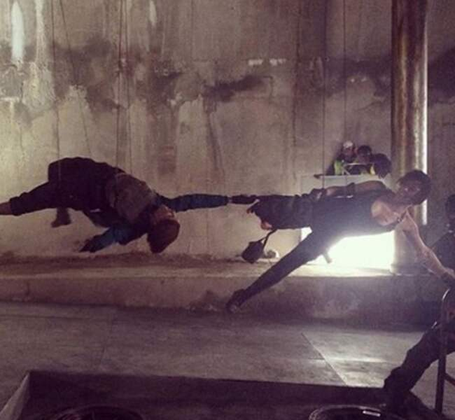 Matrix style !