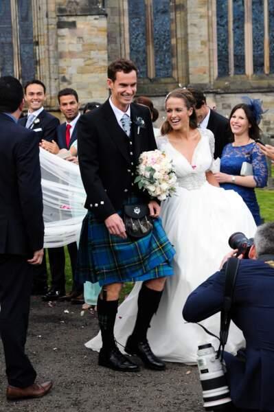 Mariage traditionnel et somptueux chez les Murray