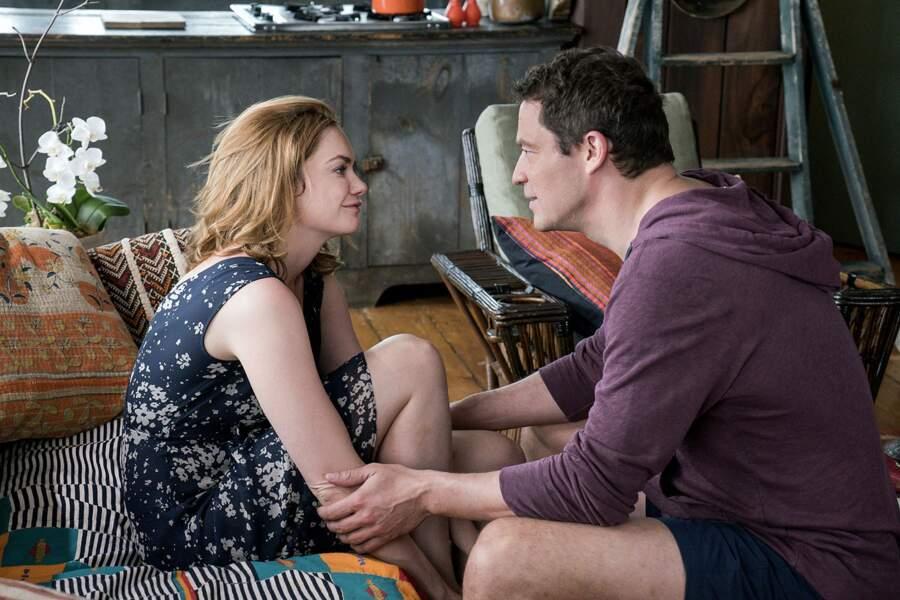 Leur relation amoureuse (compliquée) continue d'ailleurs à être développée dans la saison 2.