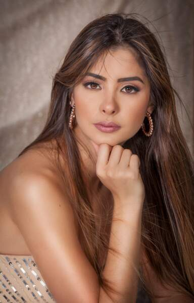 Miss Colombie : Laura Osorio