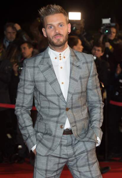 4. Matt Pokora (@MPOFFICIAL) - Chanteur, auteur-compositeur-interprète et danseur (1 601 973 followers)