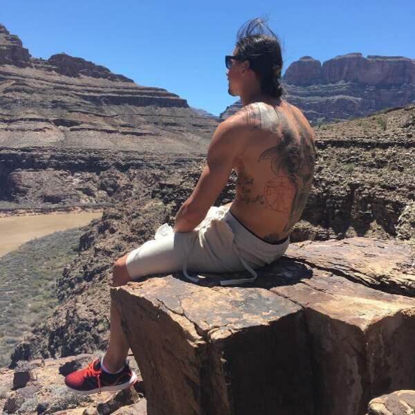 Le Grand Canyon parait tout petit pour Zlatan