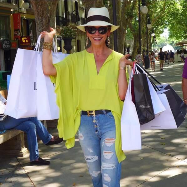 Et hop ! Une petite virée shopping avec sa mère et sa fille en Espagne