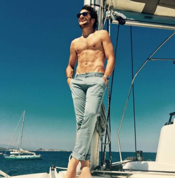 Amir, gros BG en Corse.