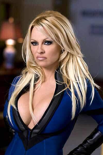 2008 - Super Heros Movies   Quel est le pouvoir de Pamela Anderson à votre avis ?