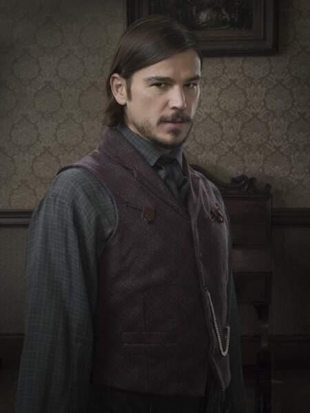 Ethan Chandler (Josh Hartnett) est un lupus dei dans Penny Dreadful. C'est-à-dire un loup-garou !