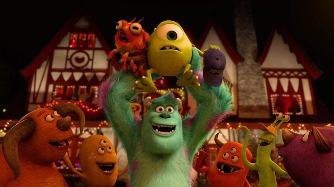 Les héros de Monstres Academy débarquent le 10 juillet au cinéma