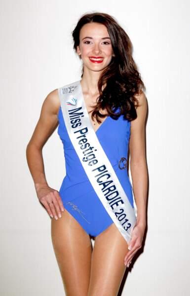 Deborah Marie, Miss Prestige Picardie 2013