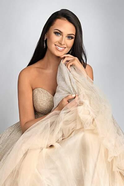 Helena Heuser, Miss Danemark