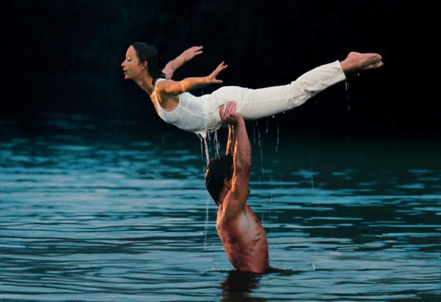 Ah, ce porté mythique de Dirty Dancing !