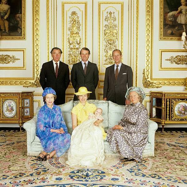 Peu après le mariage de Lady Di et du prince Charles en 1981, au tour de Zara, cadette de la princesse Anne