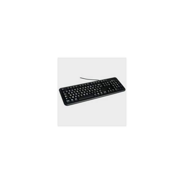 Un nouveau clavier pour vos grands-parents ? Pensez aux grosses touches