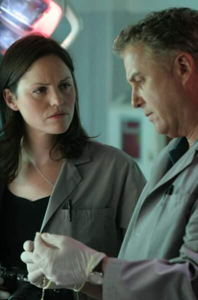 Jorja Fox s'apprête à reprendre son rôle de Sara Sidle dans Les Experts