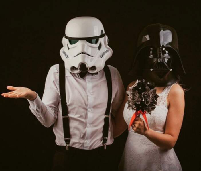 Vous avez toujours rêvé d'un mariage 100% cinéma ?