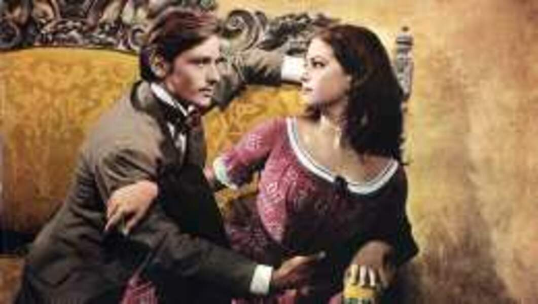 Le Guépard (1963) avec la splendide Claudia Cardinale