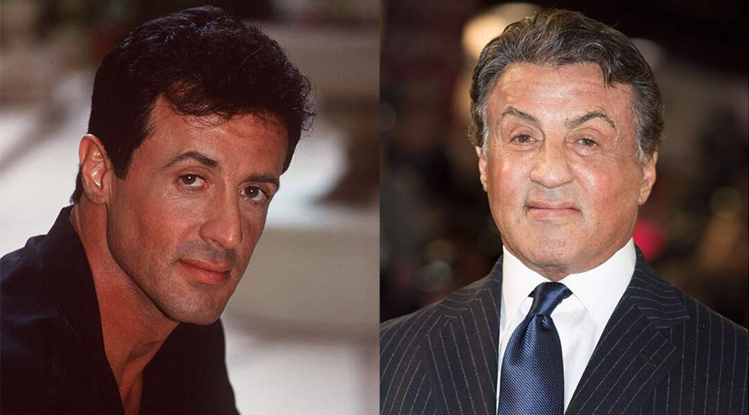 Dans la famille Stallone, on demande le fils...