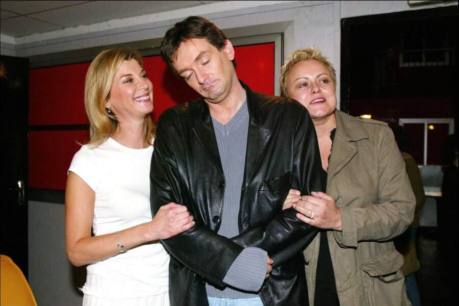 Les trois amis pour la vie....