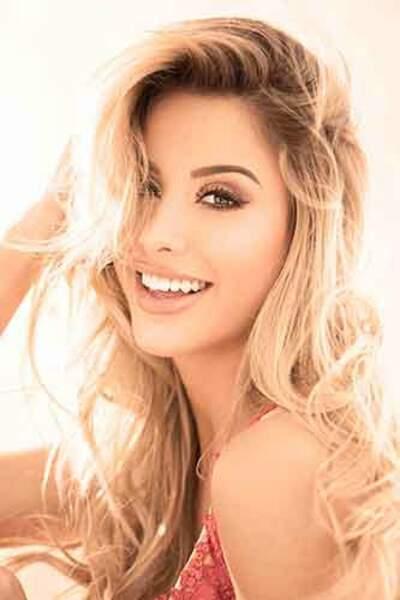 María Belén Alderete Gayoso, Miss Paraguay