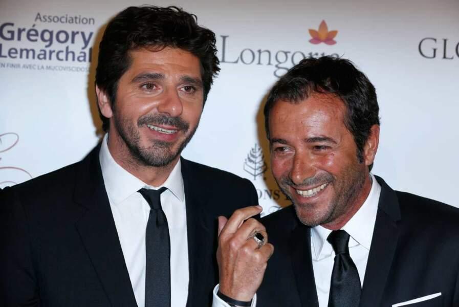 Patrick Fiori et Bernard Montiel, grosse marade