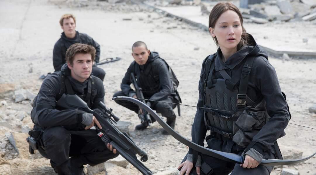 Hunger Games - La Révolte : Partie 2 (sortie le 18 novembre)