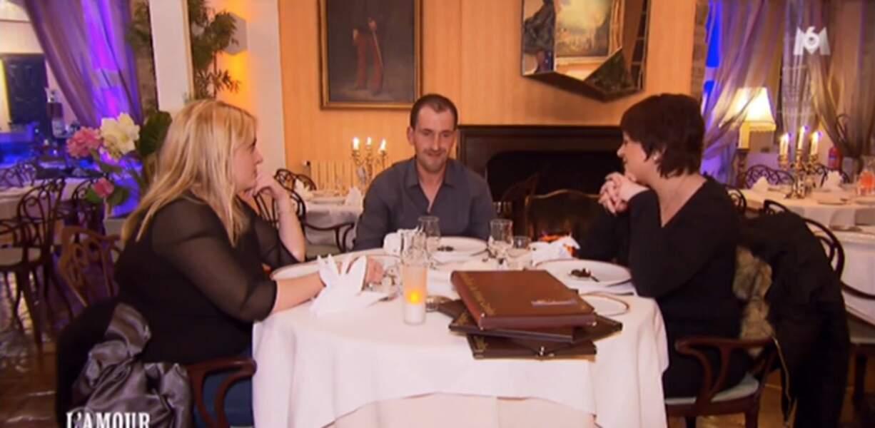 Il est un peu vide ce restaurant, Jean-Baptiste...