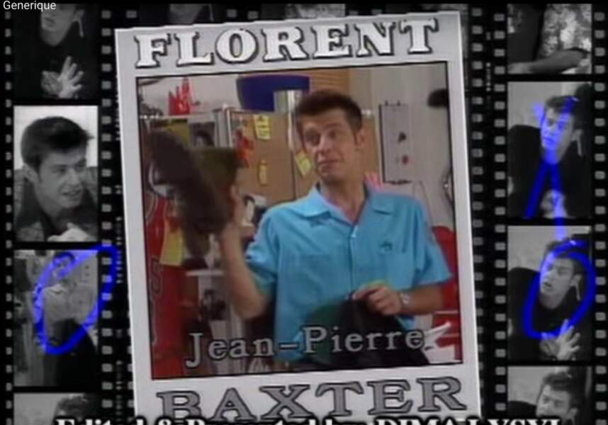 Jean-Pierre Baxter (Florent) s'est reconverti dans la chanson