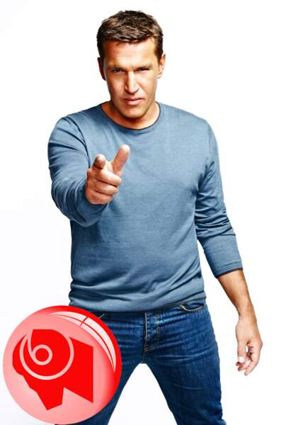 Bélier (21 mars - 20 avril) comme... Benjamin Castaldi (TF1)