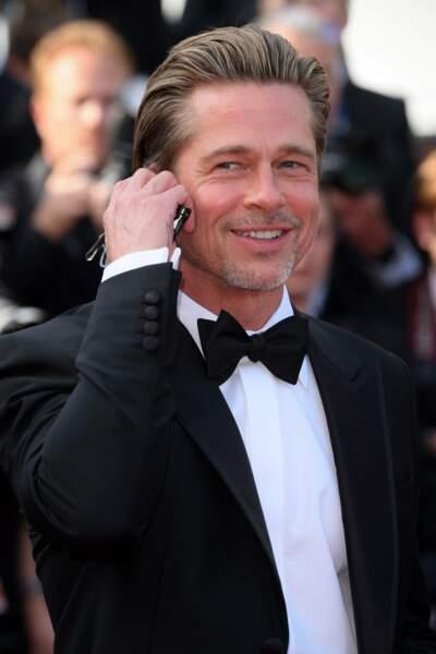 Brad Pitt plus sexy que jamais...