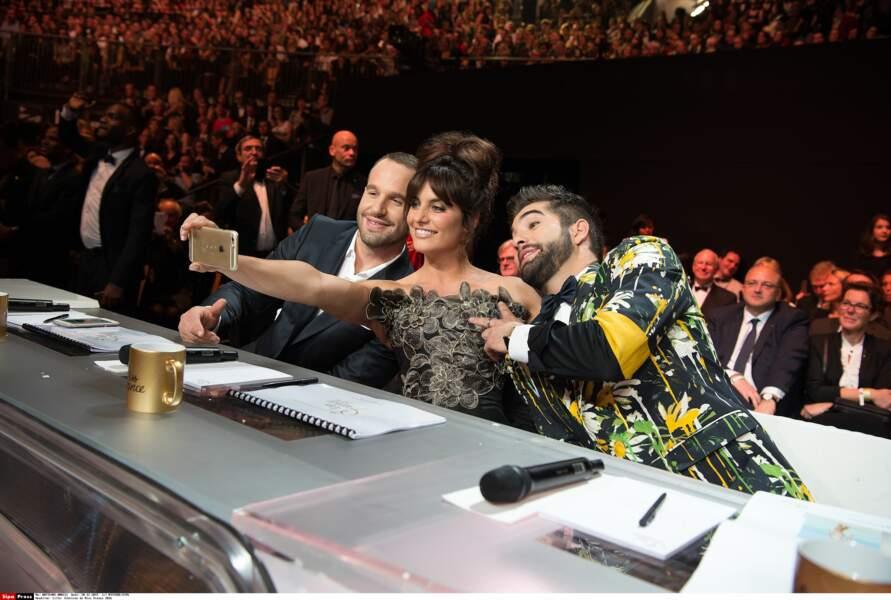 Petit selfie entre jurés