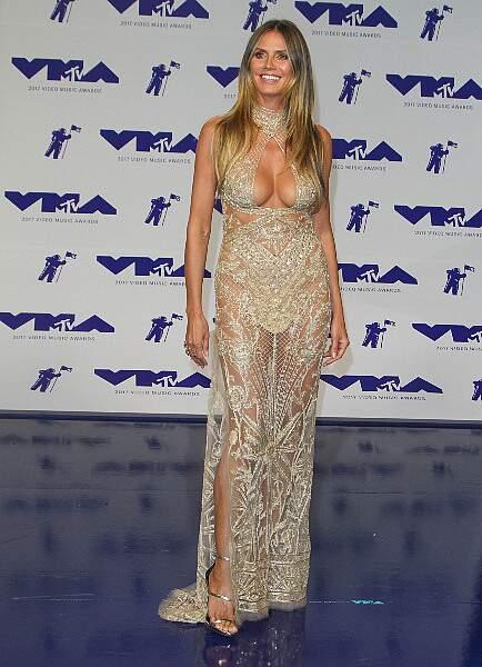 A 44 ans, Heidi Klum est toujours très sexy