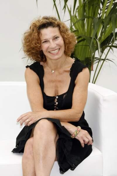 Sylvie Flepp, ici en 2007, l'interprète de Mirta Torres, ancienne gérante du Sélect
