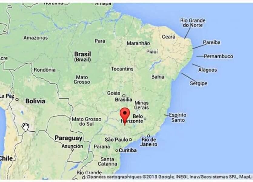 Bienvenue à Ribeirao Preto