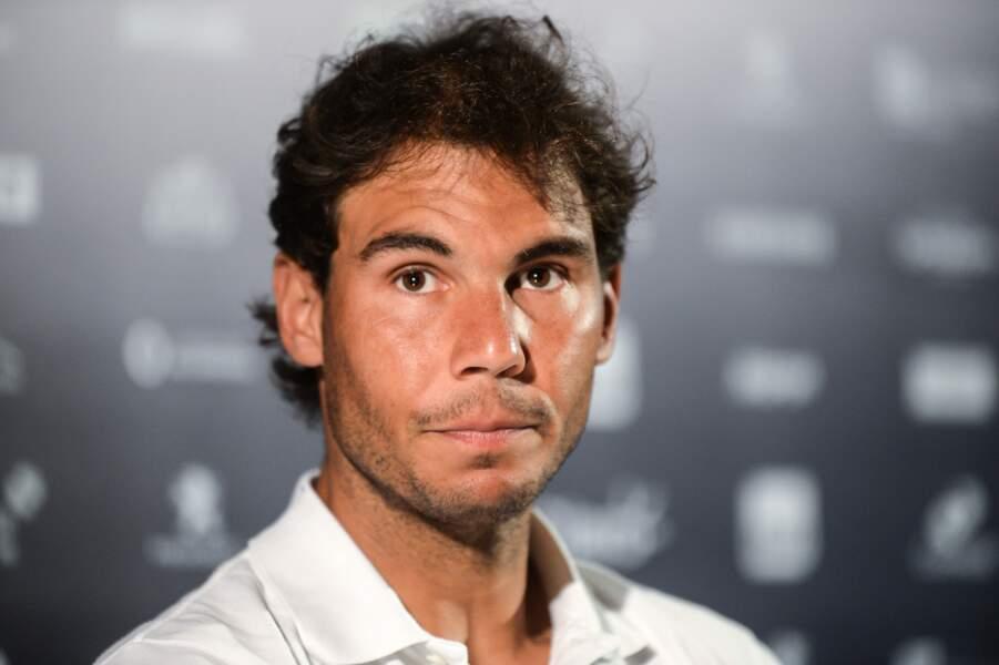 S'il y a un contre lequel Rafael Nadal perd le set, c'est bien...