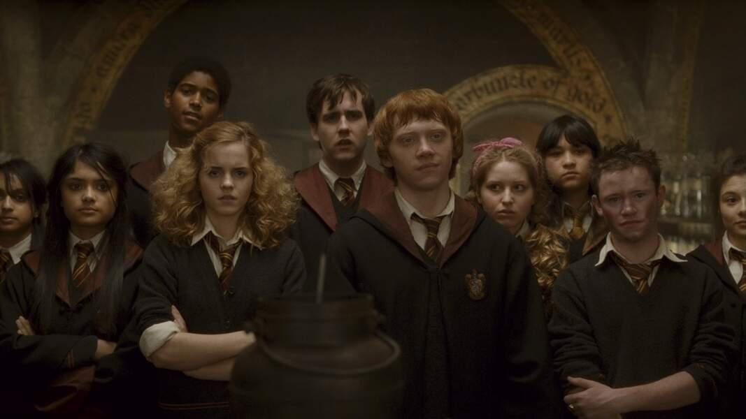 C'est quoi cette coupe de cheveux Hermione ?