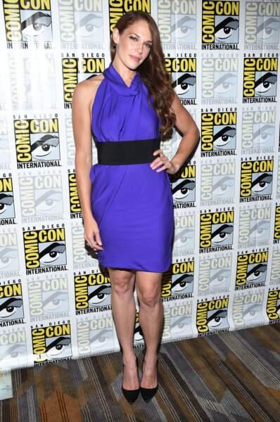 De nombreux acteurs de séries se retrouvent dans le casting, comme Amanda Righetti de Mentalist...