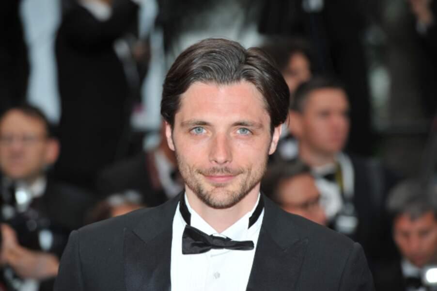 L'acteur français Raphaël Personnaz, vu notamment dans La Stratégie de la poussette