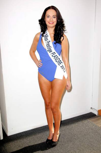 Elodie Cadet, Miss Prestige Flandre 2013