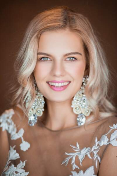 Miss Slovaquie : Dominika Grecova