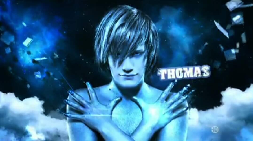"""Thomas (Saison 4). Son secret : """"Je suis né hermaphrodite"""""""