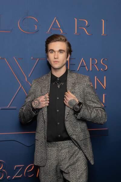 Gabriel-Kane Day-Lewis, le fils d'Isabelle Adjani et de Daniel Day-Lewis, jongle entre la musique et la mode.