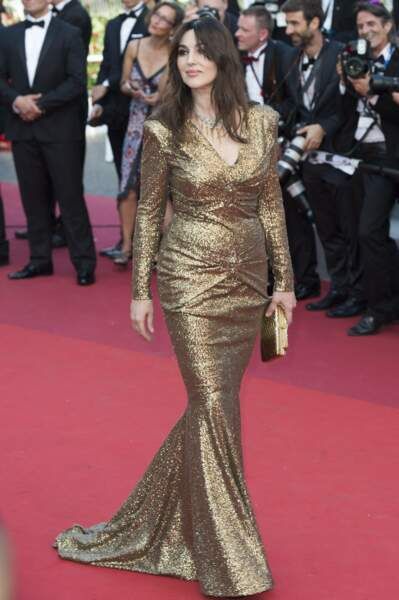 Monica Bellucci a 53 ans