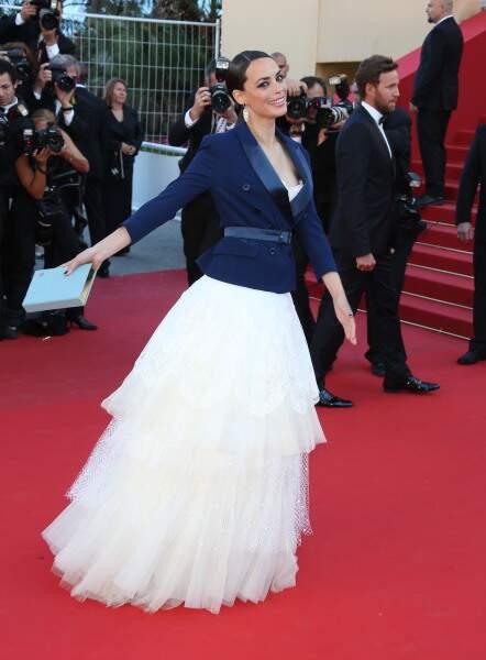 """Bérénice Béjo prête à s'envoler vers la projection de """"Le Passé"""" de Asghar Farhadi"""