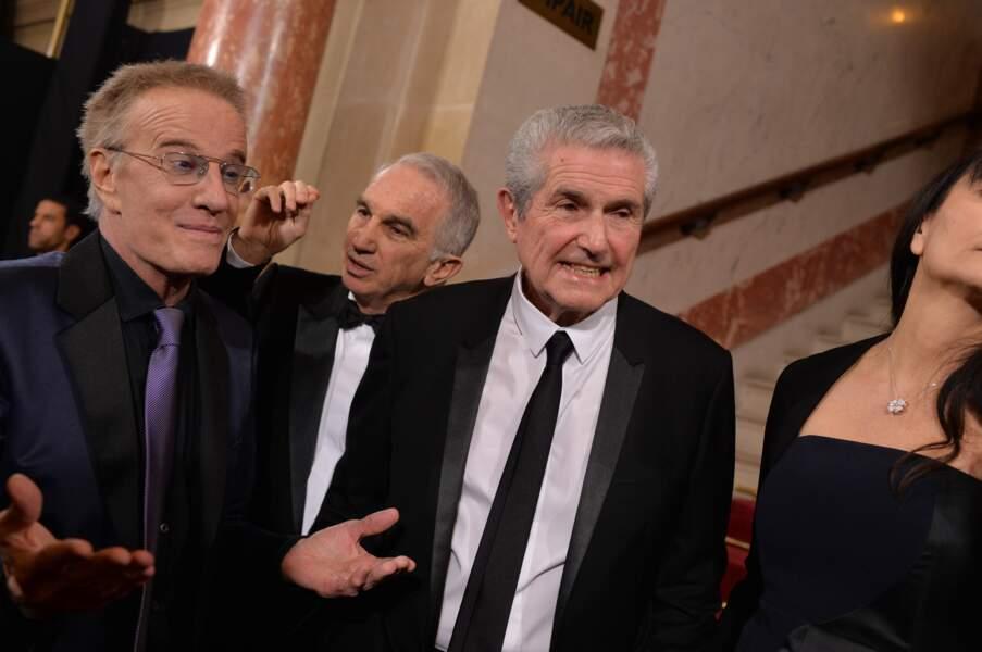 Une petite devinette pour Christophe Lambert et Claude Lelouch ?