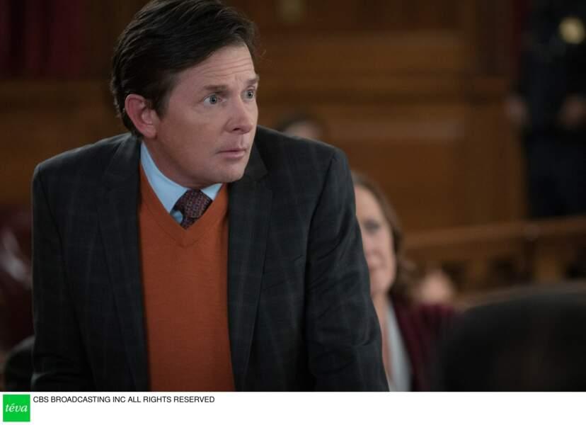 Il est revenu dans The Good Wife et aussi dans sa propre série The Michael J. Fox Show