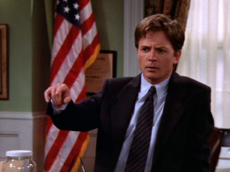 La maladie de Parkinson a obligé Michael J. Fox a dire adieu à Spin City