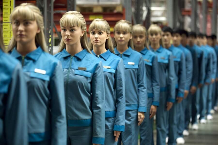 Plus productifs, ces Hubots ne sont-ils pas les salariés du futur ?