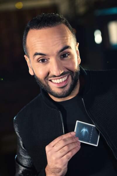 Kamel, le street magicien !