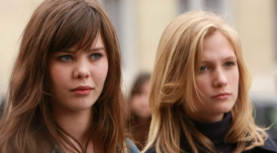 Les copines de Lola : Stéphane et Charlotte