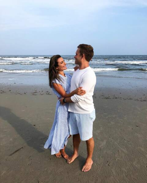 Depuis juillet 2017, elle est en couple avec son ami de longue date, Zandy Reich