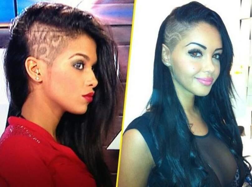 Ayem et Nabilla, carrément rasoir les nanas...